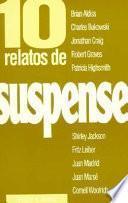 10 relatos de suspense