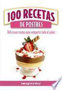 100 recetas de postres