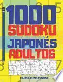 1000 Sudoku Japonés Adultos