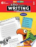 180 Days of Writing for First Grade (Spanish) ebook