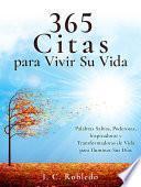 365 Citas para Vivir Su Vida