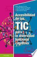 Accesibilidad de las TIC para la diversidad funcional cognitiva
