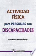 Actividad física para personas con discapacidades