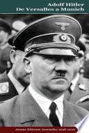 Adolf Hitler de Versalles a Munich