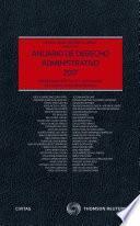 Anuario de Derecho Administrativo 2017