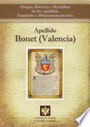 Apellido Bonet (Valencia)
