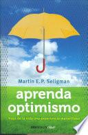 Aprenda Optimismo / Learned Optimism
