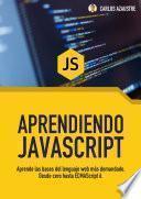 Aprendiendo JavaScript