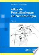 Atlas de procedimientos en neonatología