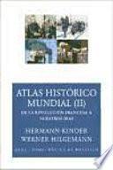 Atlas histórico mundial II