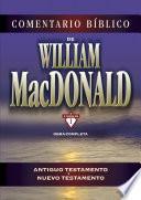 Comentario Bíblico de William MacDonald