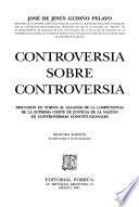 Controversia sobre controversia