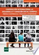 Cooperación Internacional al desarrollo y cohesión social europea