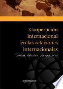 Cooperación internacional en las relaciones internacionales