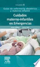 Cuidados Materno-Infantiles En Emergencias