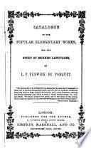 De Porquet's Spanish phraseology, and California phrase-book