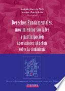 Derechos funadamentales, movimientos sociales y participación.
