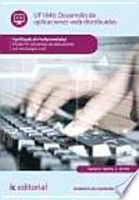 Desarrollo de aplicaciones web distribuidas : desarrollo de aplicaciones con tecnologías web