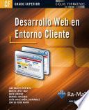 Desarrollo web en entorno cliente (GRADO SUPERIOR)