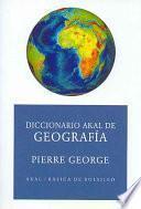 Diccionario de Geografía (Ed. Económica)