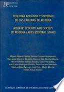 Ecología acuática y sociedad de las lagunas de Ruidera