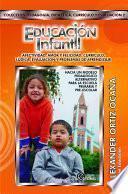 Educación Infantil: afectividad, amor y felicidad, currículo, lúdica, evaluación y problemas de aprendizaje