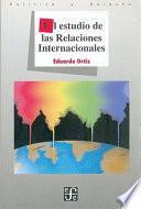 El estudio de las relaciones internacionales