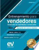 Entrenamiento para vendedores, desarrollo de habilidades comerciales