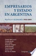 Estado y empresarios en Argentina