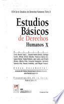 Estudios básicos de derechos humanos