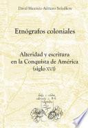 Etnógrafos Coloniales