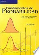 Fundamentos de probabilidad