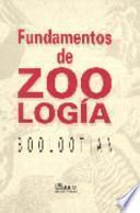 Fundamentos de zoología
