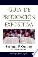 Guia de Predicacion Expositiva