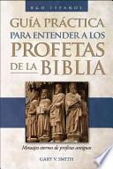 Guia Practica Para Entender a Los Profetas De La Biblia