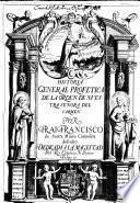 Historia General Profetica De La Orden De Nuestra Señora Del Carmen