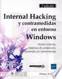Internal hacking y contramedidas en entorno Windows