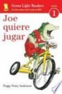 Joe Quiere Jugar