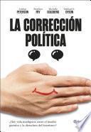 La corrección política