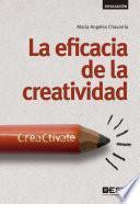 La eficacia de la creatividad: Creactívate
