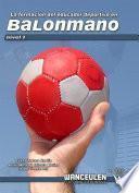 La Formación del educador deportivo en balonmano Nivel I.