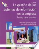 La gestión de los sistemas de información en la empresa