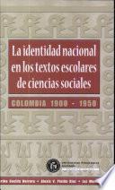 La identidad nacional en los textos escolares de ciencias sociales
