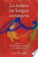 La lectura en lengua extranjera