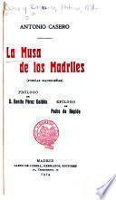 La musa de los Madriles