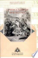 La música española en el siglo XIX