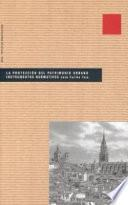 La protección del patrimonio urbano