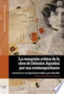 La recepción crítica de la obra de Delmira Agustini por sus contemporáneos