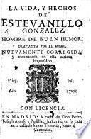 La Vida i Hechos de E. G., hombre de buen humor. Compuesto por el mesmo. By L. Velez de Guevara y Dueñas?