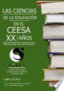 Las ciencias de la educación en el CEESA: XX años